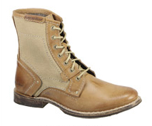 Abe Canvas Boot