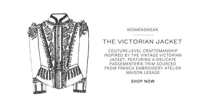 Marc Jacobs | Doubleface Wool Victorian Jacket