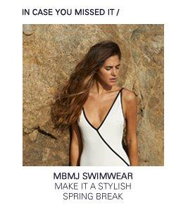 Marc by Marc Jacobs | Women's Swimwear