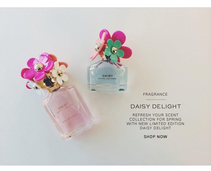 Marc Jacobs | Fragrance: Daisy Delight