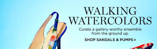 Walking Watercolors