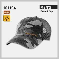 MEN'S BRANDT CAP