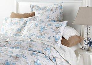 Floral Fantasy: Bedding & Décor
