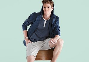 Modern Favorites: Sweaters to Shorts