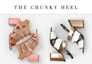 The Chunky Heel