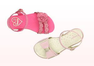 Sandals for the Girly Girl