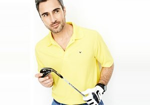 On Course: Golf Shirts & More