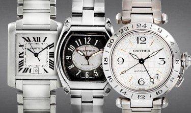 Vintage Watches: Cartier & More | Shop Now