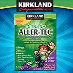 Kirkland Signature Children's Aller-Tec