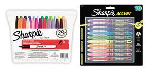 Sharpie Markers for All of Your Drawing Needs
