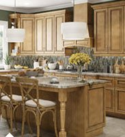 Kitchen and Bath Cabinets by All Wood Cabinetry