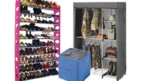 Storage for All Rooms