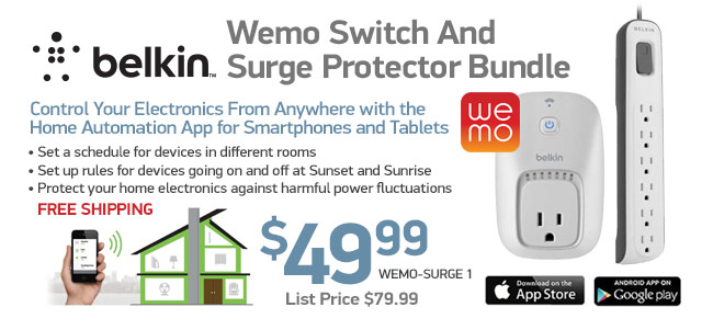 WEMO-SURGE 1