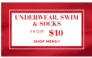 Sale Underwear, Swim & Socks From $10
