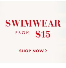 Sale Bikinis, Swimsuits & Tankinis From $15