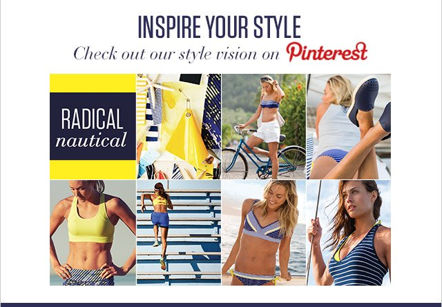 INSPIRE YOUR STYLE