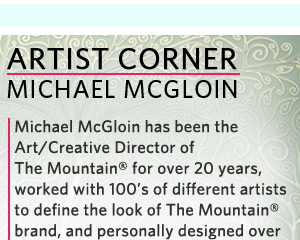 Artist Corner featuring Michael McGloin