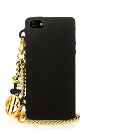 No. 7 iPhone 5 Case on a String