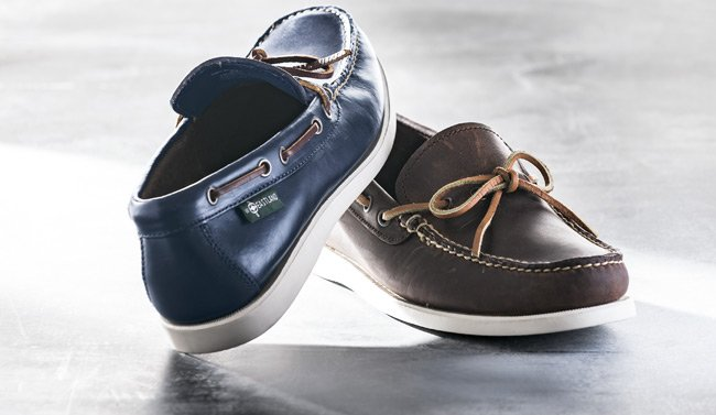 Free Eastland Boat Shoes: The Men's Event