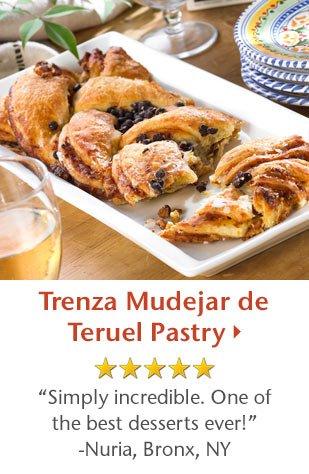 Trenza Mudejar de Teruel Pastry - 5 Star Rated