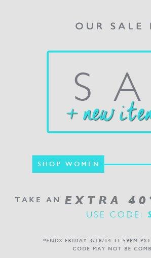 gorjana | New Items Added + 40% Off