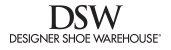 DSW DESIGNER SHOE WAREHOUSE ®