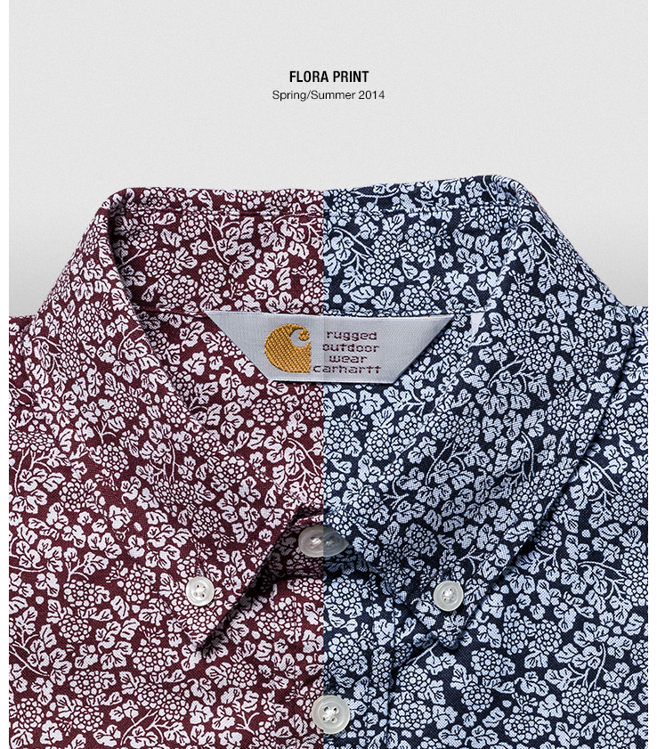 Flora Print - Spring/Summer 2014