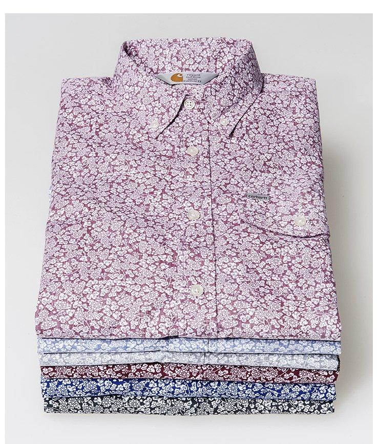 Flora Print Shirts