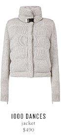 1000 DANCES jacket - $490
