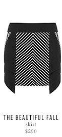 THE BEAUTIFUL FALL skirt - $290