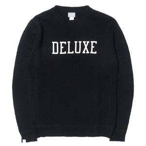 """Deluxe """"Deluxe Logo Knit"""" Sweater"""