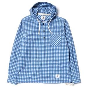 """Bedwin """"Alan"""" L/S Pullover Hooded Shirts Faded"""