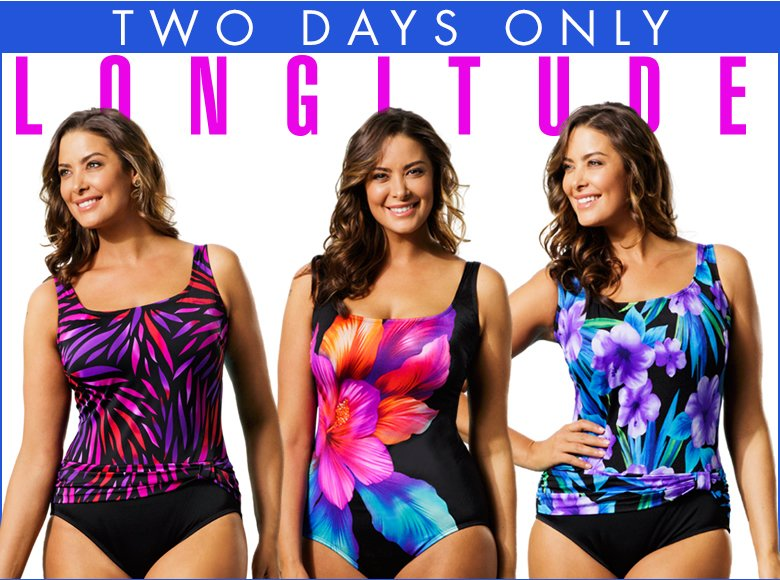 Two Days Only - New Spring Longitude Up to 50% OFF