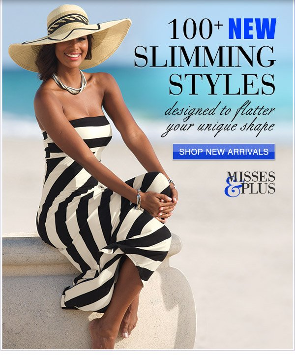 100+ New Slimming Styles | Shop New Arrivals