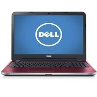 "Adorama - Dell Inspiron M531R 15.6"" HD Notebook Computer, AMD Quad-Core A8-5545M 1.7GHz, 8GB RAM, 1TB HDD, Windows 8.1, Fire Red"