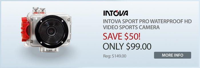 Adorama - Intova Sport Pro Digital Water Proof Camera
