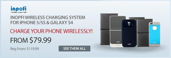 Adorama - iNPOFi Wireless Charging Station