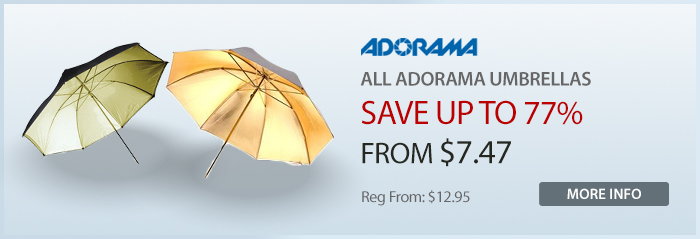 Adorama - Adorama Umbrellas