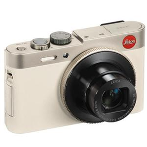 Adorama - Leica C Compact Digital Camera, 12.1MP, with Wi-Fi & NFC, Fast Leica DC Vario-Summicron lens, Manual lens ring control, Full HD movie recording - Light Gold