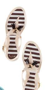 Hamptons Jelly Sandals