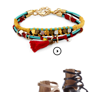 March's Most Wanted: Bracelet