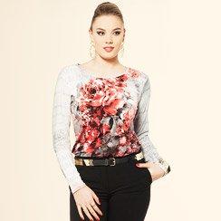 Claudia Millen: Plus Size