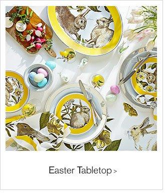 Easter Tabletop