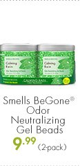 Smells BeGone® Odor Neutralizing Gel Beads 9.99 (2-Pack)