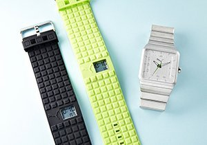 Sporty Watches for the Family