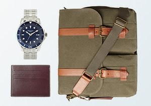 Up to 70% Off: Bags, Watches & More