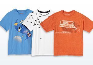 Sporty & Speedy: Prints for Boys