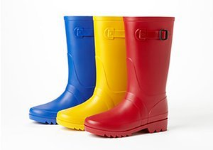 Rain or Shine: Kids' Boots