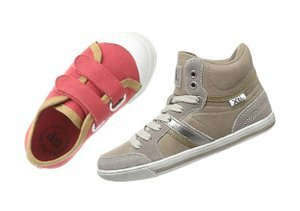 Sporty Style: Kids' Sneakers