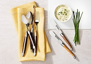 Back to Basics: Flatware